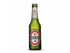 BECKS N LONG NECK 330ML SIX-PACK