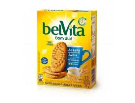 BELVITA LEITE C/ AVEIA 3UND 25G