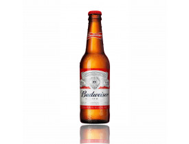 BUDWEISER LONG NECK 330ML 6UN