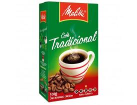 CAFE MELLITA TRADICIONAL 500G