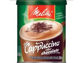 CAPUCCINO MELLITA CHOCOLATE 200GR 3UN