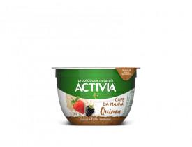 ACTIVIA CAFE DA MANHA QUINOA/FV 170G