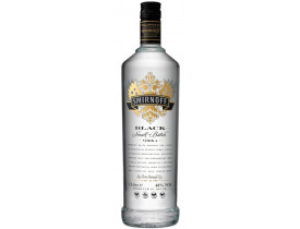 VODKA SMIRNOFF BLACK 1L