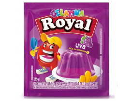 GELATINA ROYAL UVA DP 15 UN 25G